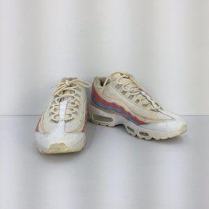 Nike Air Max 95 QS Crimson Tint Half Blue Summit White Coral Stardust Sneakers